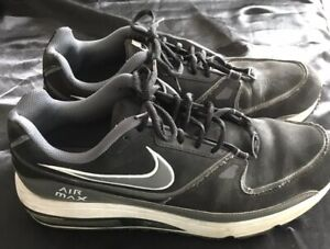 Details about Nike Air Max Renegade Men's Sneakers 2010 Black & Gray (Size 11.5) 431998 001