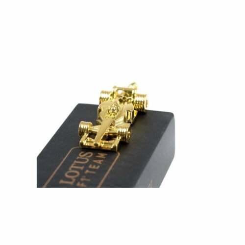 Lotus F1 Team Gold Keyring