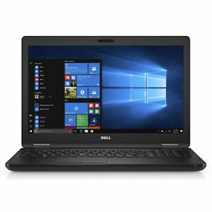 DELL Latitude 5580 i7-7600U 2x2,8GHz 8GB 512GB SSD 1920x1080 USB-C CAM WIN10 #B1