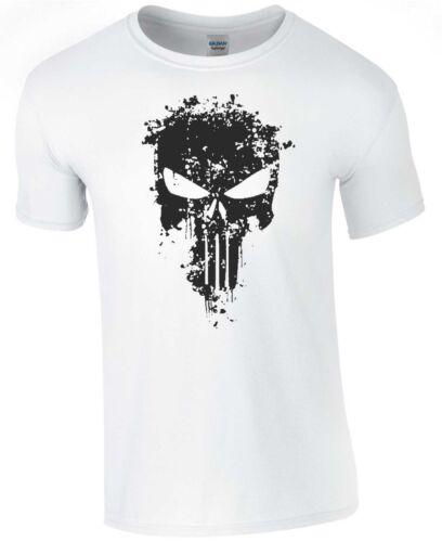 Ironman Mono Logo Official Marvel Avengers Black Kids Boys T-shirt