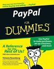 PayPal for Dummies by Victoria Rosenborg (2005, Paperback)