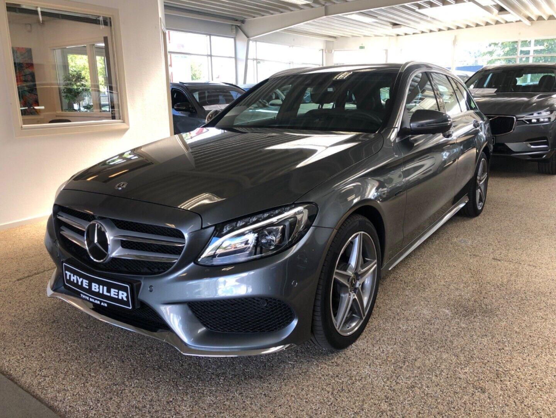 Mercedes C350 e 2,0 AMG Line stc. aut. 5d - 2.400 kr.