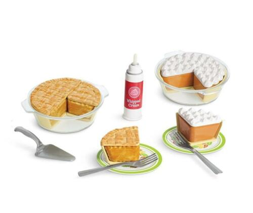 American Girl Pie Baking Set Truly Me for Doll New