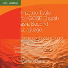 Practice Tests for IGCSE English as a Second Language: Listening and Speaking, Core Level Book 1 Audio CDs (2) by Marian Barry (CD-Audio, 2010)