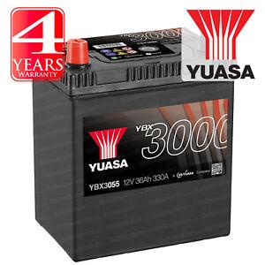 Yuasa Car Battery Calcium Black Case 12V 330CCA 36Ah T1/T3 For ...