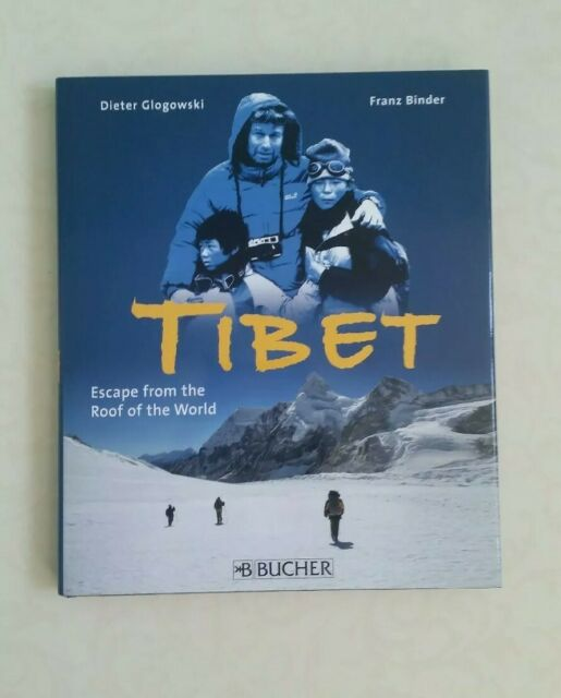 Tibet: Escape from the Roof of the World   NEW HARDBACK    T6