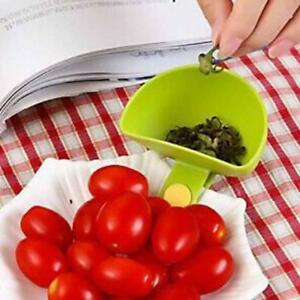 Hot-Assorted-Salad-Sauce-Ketchup-Jam-Dip-Clip-Cup-Saucer-Kitchen-Tableware