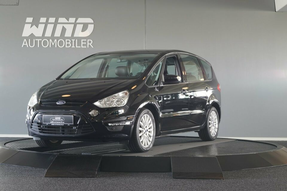 Ford S-MAX 2,0 TDCi 140 Collection aut. 7prs Diesel aut.