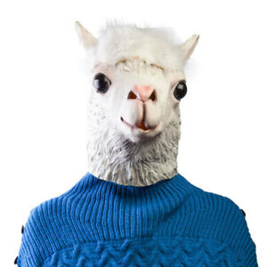 ALPACA-Highly-Detailed-Realistic-Madheadz-Party-Mask-Perfect-for-Party-Costume