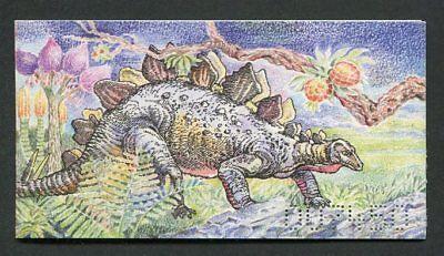 Bulgarien Mh Dinosaurier 2003 Booklet Dinosaur Dinosaurs Dinosaure H1618 Preisnachlass
