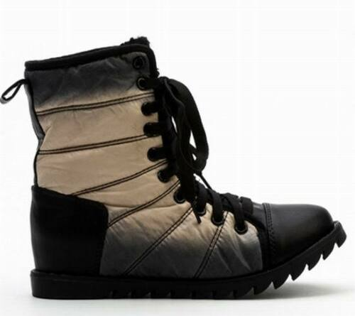 Shumaxx Womens Shoes Padded Ombre Hi-Top Trainers  UK Size 3 4 5 8   EU 36 37 41
