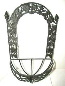 18 X12 Lg Wall Pocket Hanging Basket