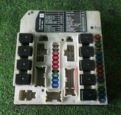2008 2009 2010 nissan rogue power supply fuse box bcm ecm oem w/90 day  warranty | ebay  ebay
