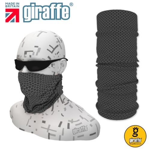 G492 UK Multifunctional Headwear Neckwarmer Snood Scarf Bandana Headband Tube