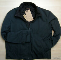 Jacket Marlboro Classics Man Jacket Vintage Padded Reversible Jacket Men
