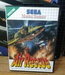 Air Rescue Sega Master System