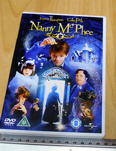 Nanny McPhee  UK Region DVD - <span itemprop=availableAtOrFrom>Bristol, United Kingdom</span> - Nanny McPhee  UK Region DVD - Bristol, United Kingdom