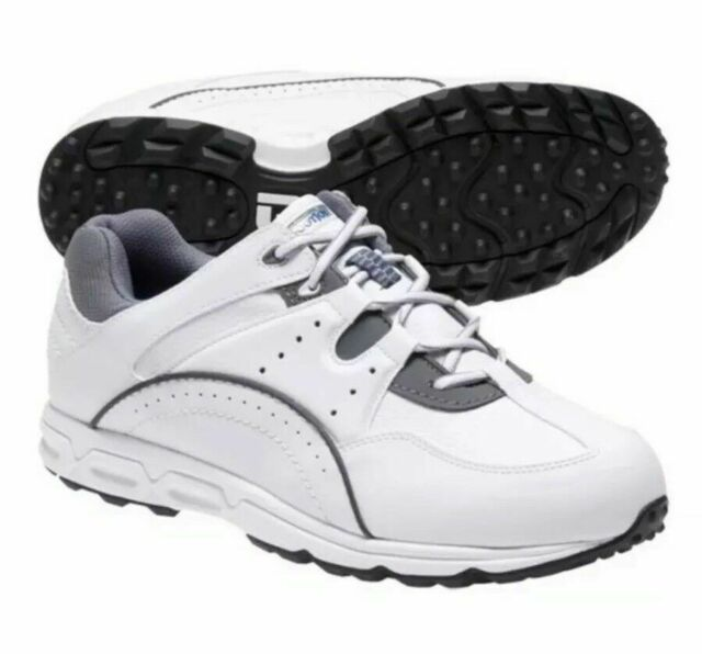 Mens Footjoy Superlite Athletic Spikeless Golf Shoes Size 9 White 56735 For Sale Online Ebay
