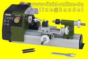 Proxxon 24150 feindrehmaschine fd150 drehmaschine f r sehr for Tornio proxxon fd 150 e 24150