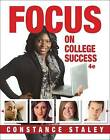 FOCUS on College Success by Constance Staley (Paperback, 2012)