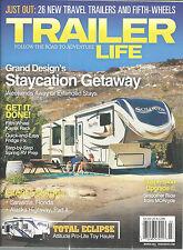 Trailer Life Magazine March 2017 Staycation Getaway