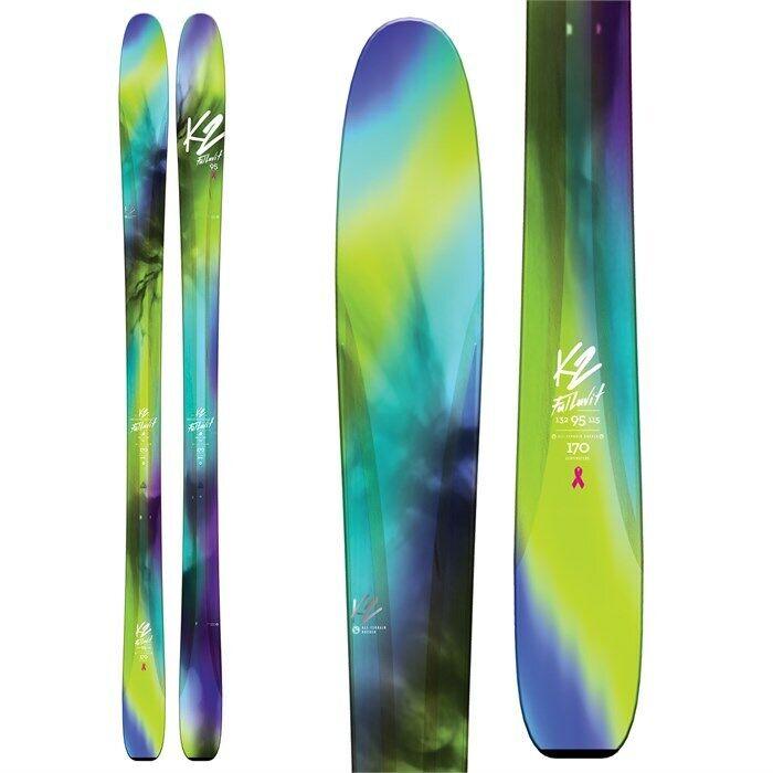 2018  K2 Fulluvit 95 Skis  we offer various famous brand