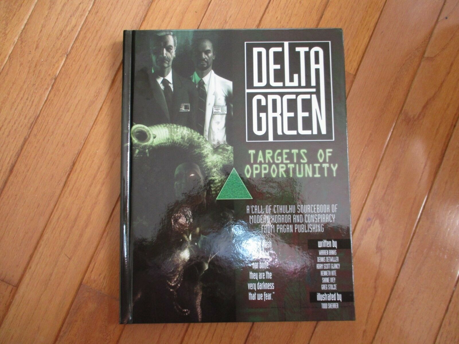 Call of Cthulhu Delta verde Targets of Opportunity HC