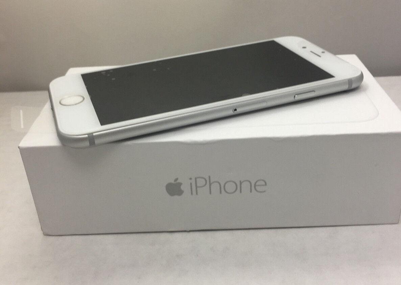 Apple Iphone 6 64gb Silver Gsm Unlocked Smartphone New Appleswap In Box