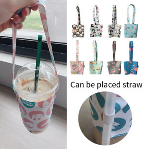 Portable-Fabric-Travel-Cup-Cover-Bags-Protection-Holder-Storage-Bottle-Thermal-U