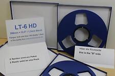 Tonbandspule Tape Reel -2erPack- f. Revox, Studer, Tascam, AKAI -Art-Nr. LT6HD