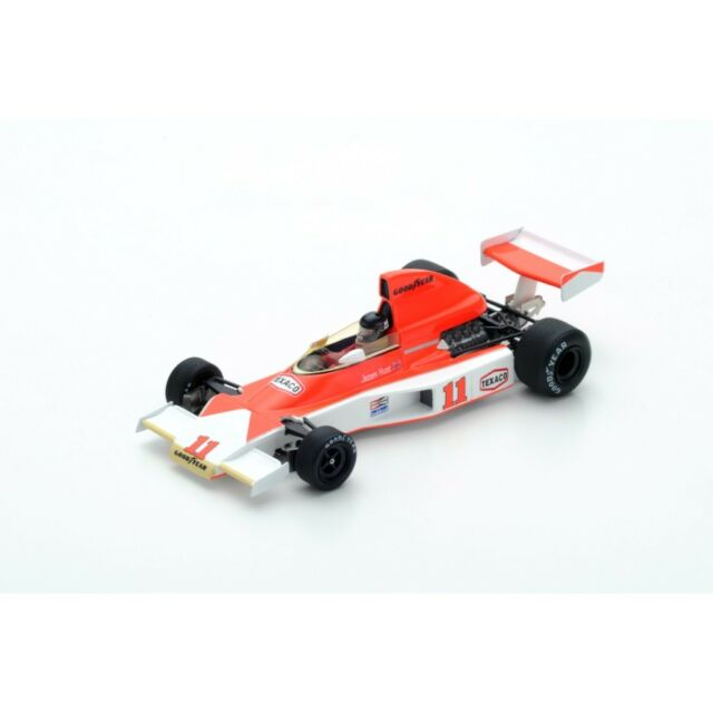 SPARK MCLAREN M23 N°11 2nd South African GP 1976 - James Hunt S4360 1/43