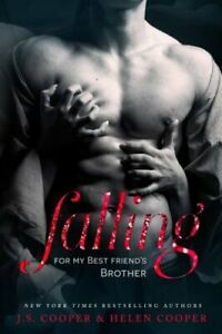 Falling-For-My-Best-Friend-039-s-Brother-by-Cooper-J-S-Book-The-Cheap-Fast-Free