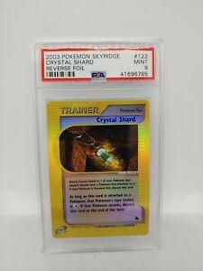 Pokemon-Skyridge-Crystal-Shard-122-Reverse-Holo-PSA-9