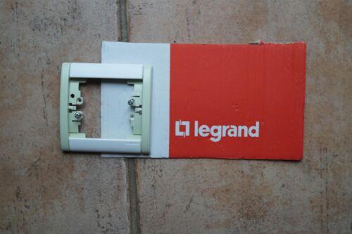 Sagane Legrand plaque simple Anis 82020 820 20
