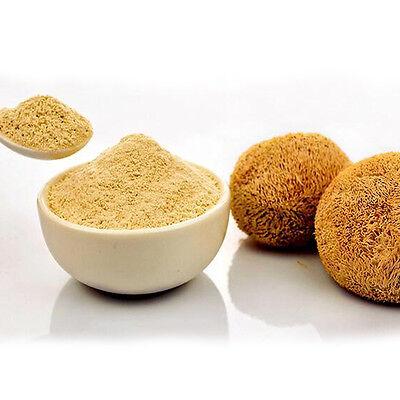 100% Organic Raw Hericium erinaceus/Lion´s Mane Powder, High Quality 1 oz RT