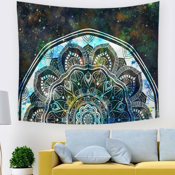 3D Grün Lotus G93 Tapestry Hanging Cloth Hang Wallpaper Mural Photo Zoe