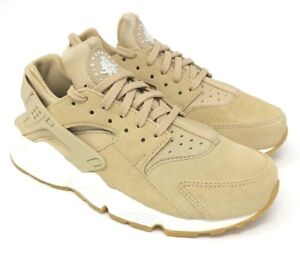 94d955795cae Nike Wmns Air Huarache Run SD SIZE 6 Mushroom Light Bone-Sail ...
