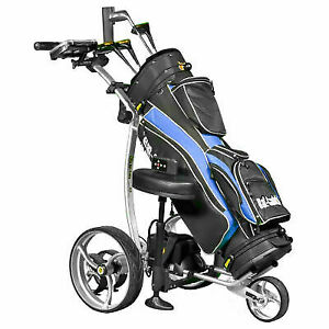 Electric Golf Caddy >> 2019 Bat Caddy X8r Lithium Battery Remote Control Electric Golf Bag Cart Trolley