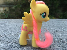 "My Little Pony MLP 3"" Fluttershy Spielzeug Figur Neu Loose"