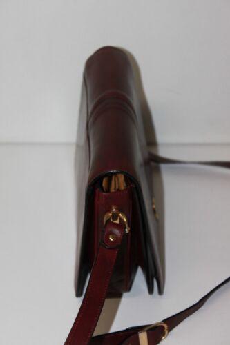 Cuir Bandoulière Balizza Besace Be Vintage Bordeaux Sac tn88qSx6w4