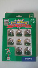 COFFRET FIGURINES EQUIPE PRO ACTION FOOTBALL - ENGLAND - PARKER 1993 - NEUF