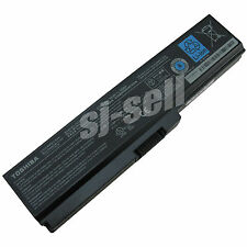Genuine Original Battery For Toshiba Dynabook Qosmio T550 T560 PA3817U-1BAS 3818