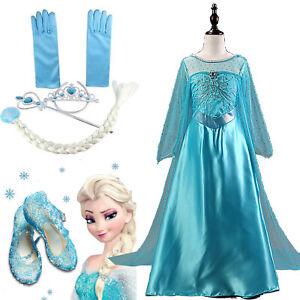 Elsa Kostüm Ebay