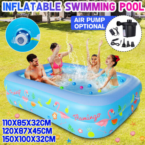 Swimming Pool Day Day Happy Inflatable Swimming Hot Tubs Bathtub for Kids Adults
