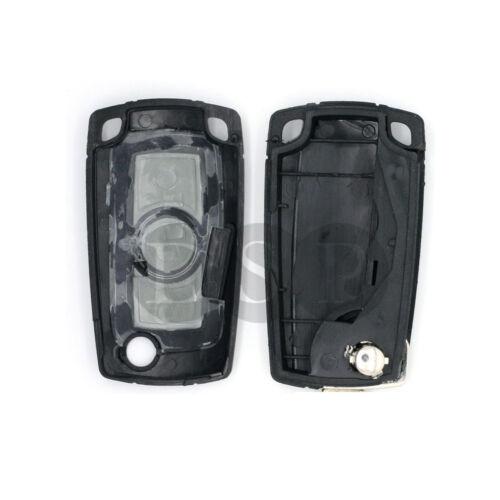 For BMW E83 New E63 E85 Fits E46 Remote Black Case Shell Guard E39 E38 Flip Key