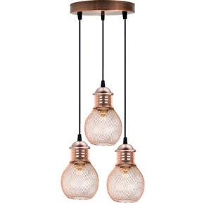 Modern-Ball-Industrial-Retro-Loft-Metal-Ceiling-3-Light-Lamp-Shade-Pendant-Light