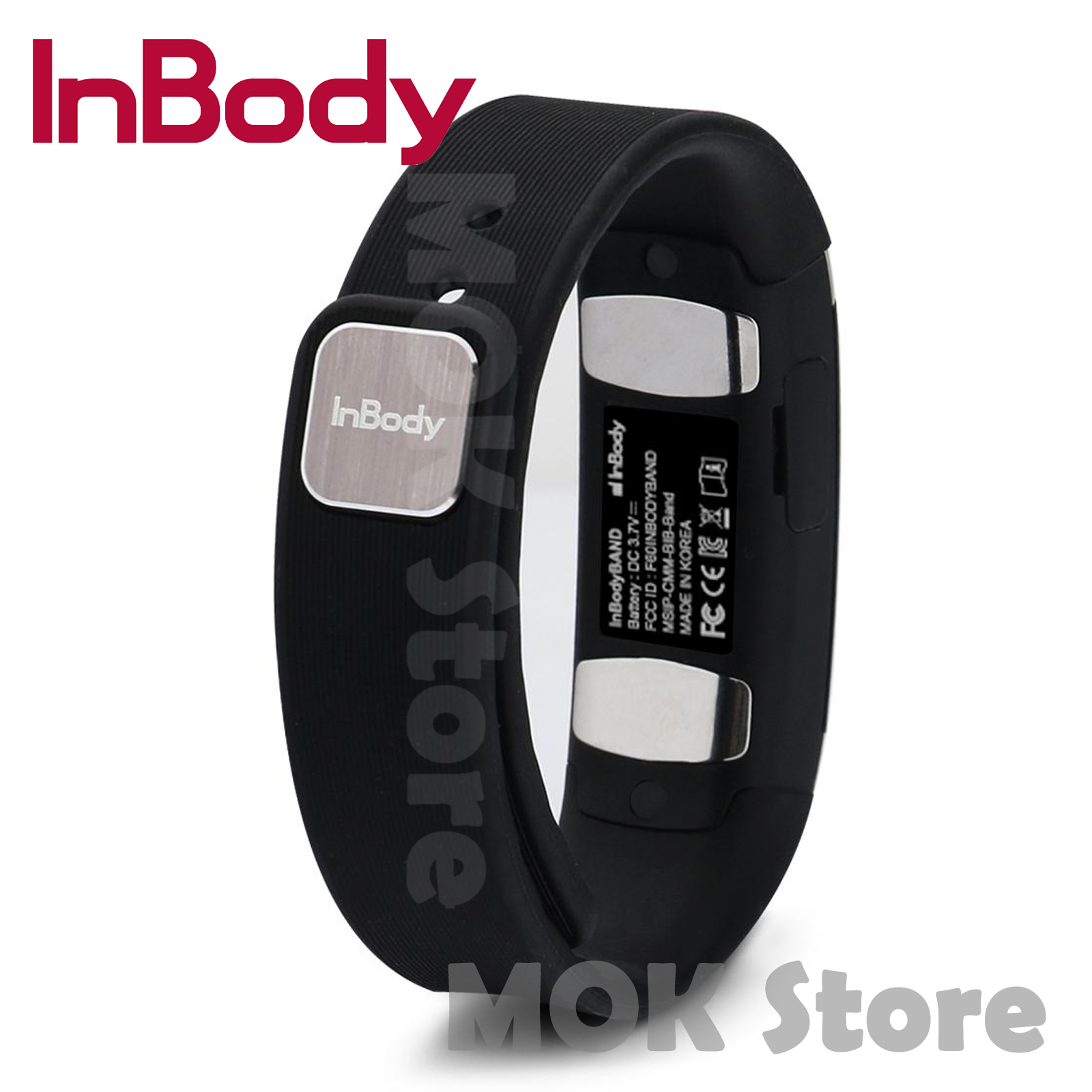 InBody Band Body Fat Fat Body on Diet & Health & Watch Wearable Smart Wrist Band S,M bb217a
