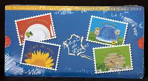 SOUVENIR-PHILATELIQUE-PORTRAIT-DE-REGION-2003-NEUF