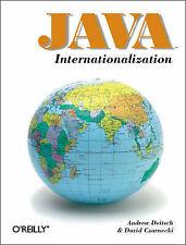 Java Internationalization by Andy Deitsch, David A. Czarnecki, David ...