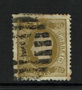 Portugal-SC-39-Used-Perf-12-5-some-close-perfs-Lot-072317